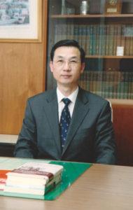 津村春英 主幹牧師